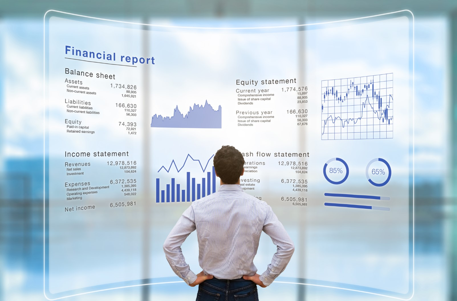 The future of auditing: Where are we going as firms?
